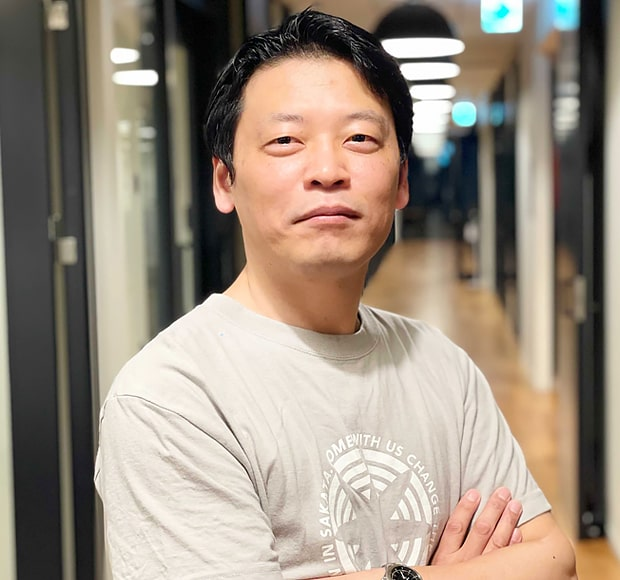 執行役員 CTO 玉置 龍範
