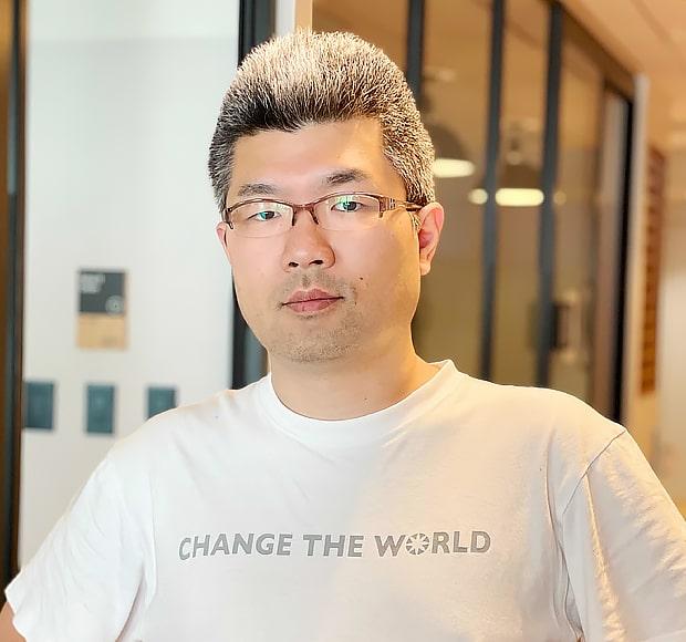 取締役 CTO 玉置 龍範