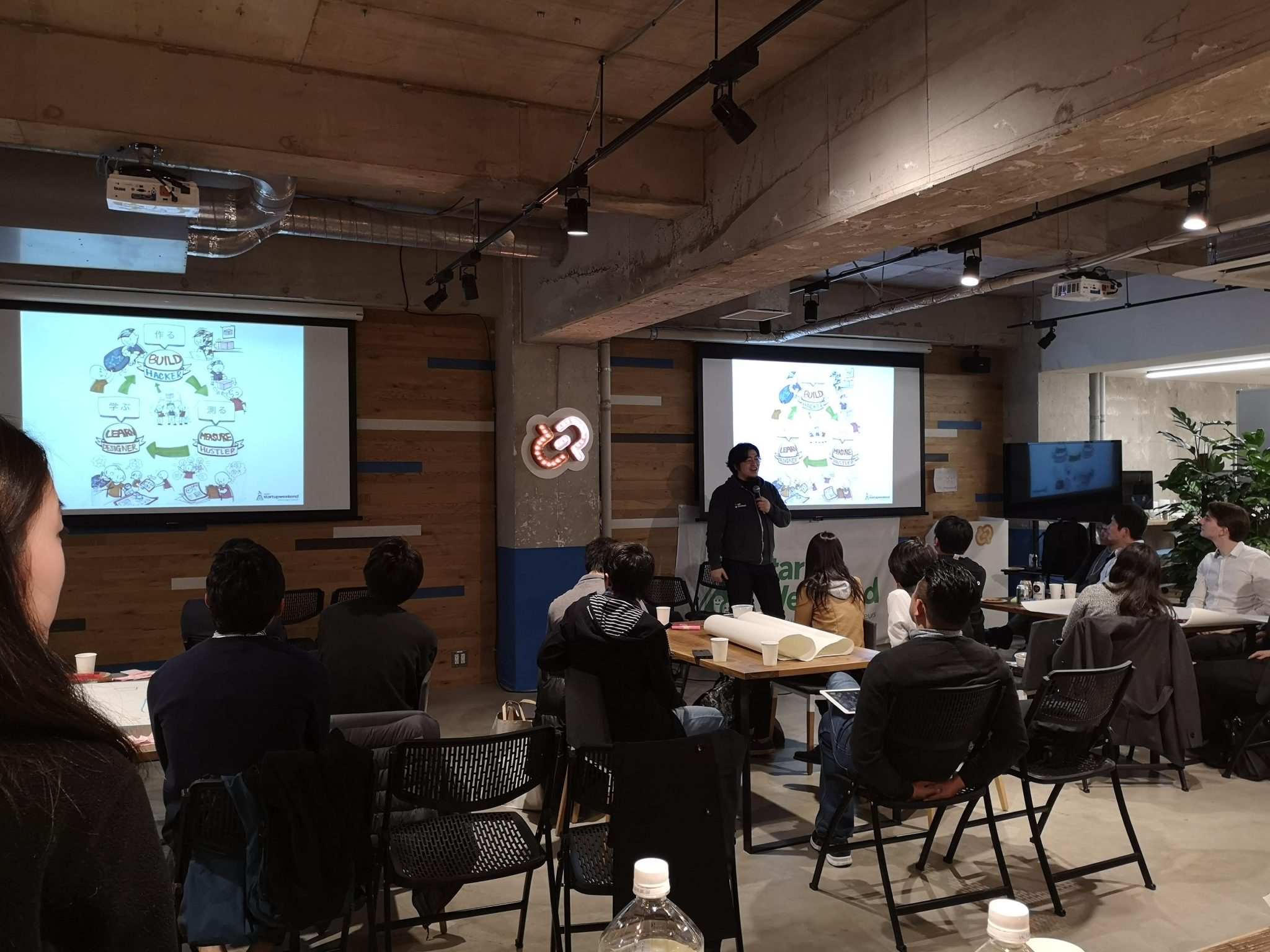 Startup Weekend Tokyoに参加しました!
